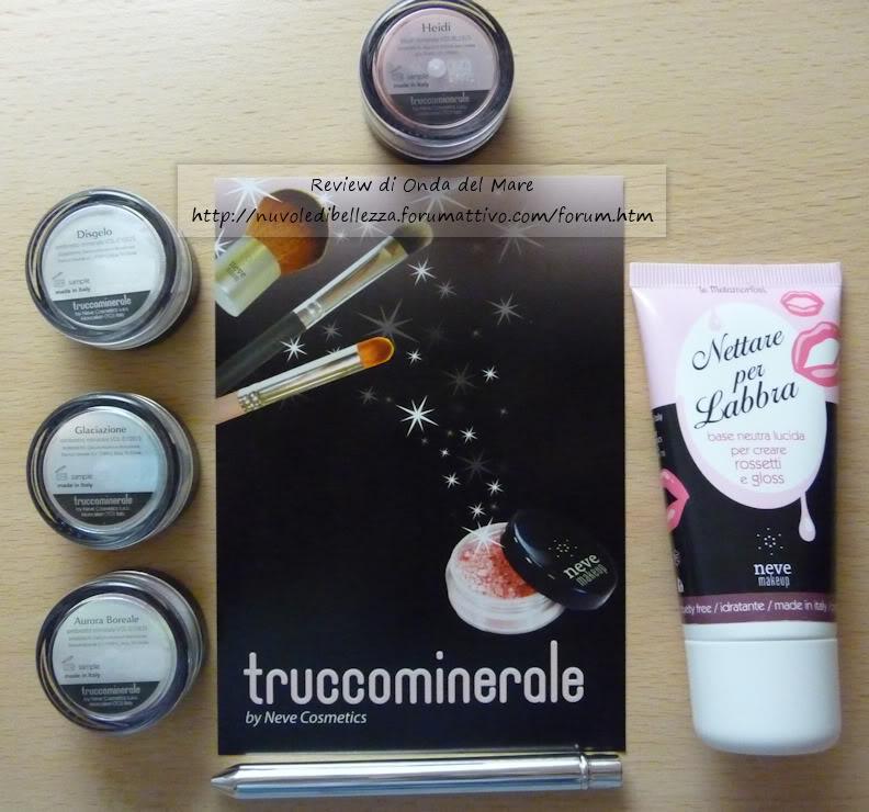 Truccominerale - Neve Make Up Ondina_truccominerale10