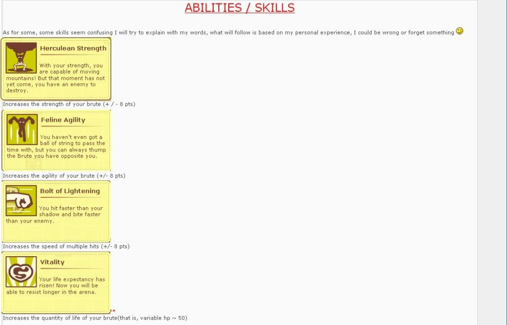 Essential: Picture Guide to Pets and Specialities/Skills 2