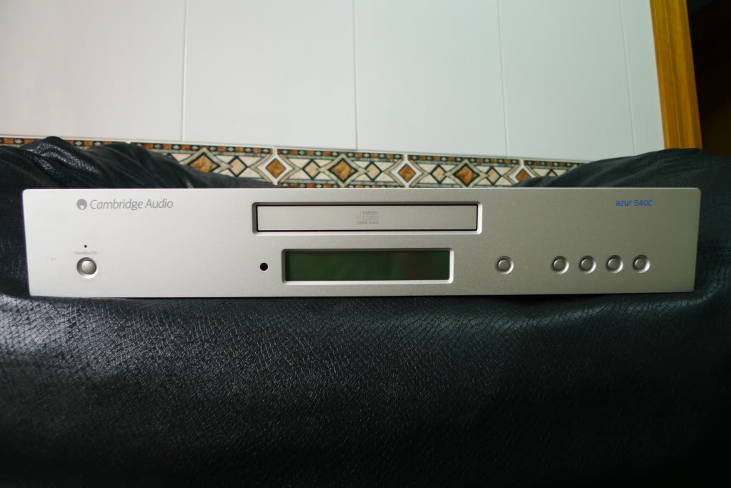 [VENDO] Cambridge Audio Azur 540C, 135€ P1010919
