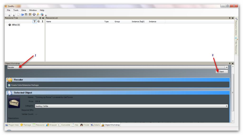 Basic Furniture Recolouring Using SimPE & Gimp Snap_20111031_16h36m59s_011_SimPe-