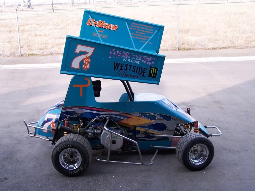 Pace Jr Sprint For Sale Race Ready Carsforsale001
