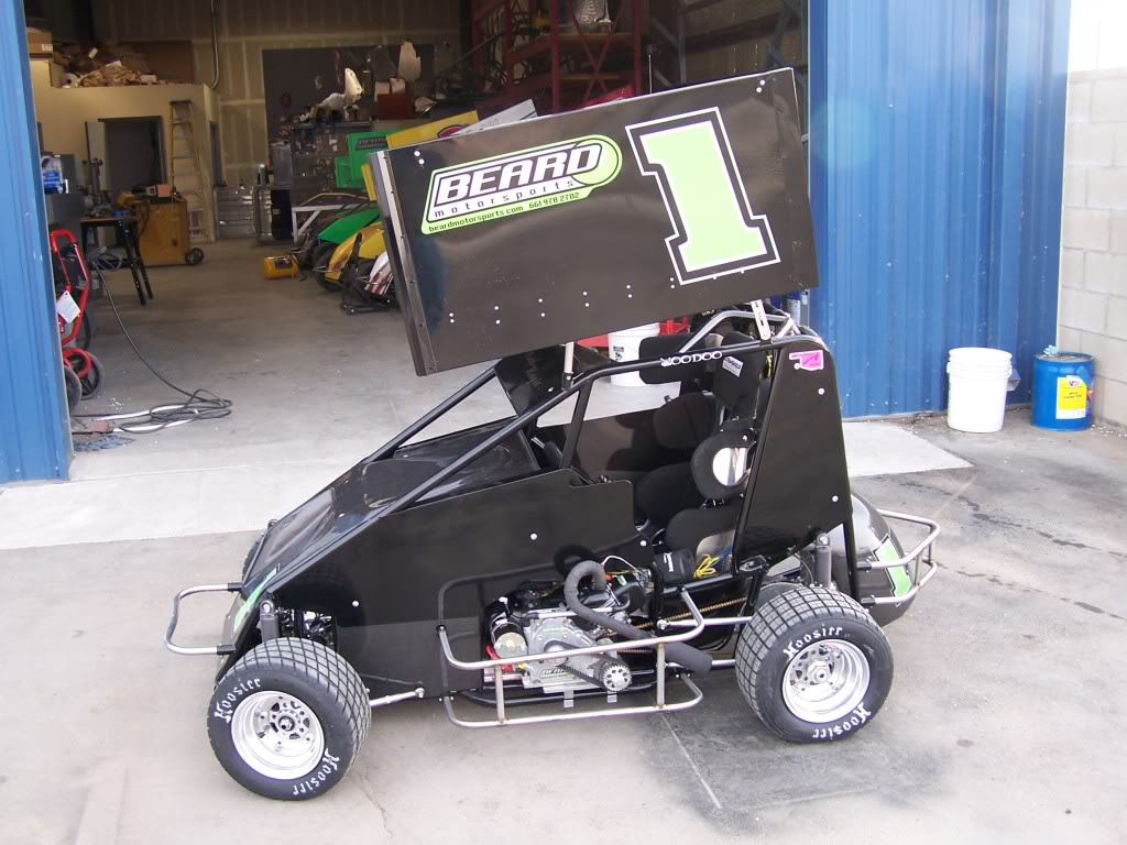New VooDoo Jr Sprint For Sale Race Ready Carsforsale006