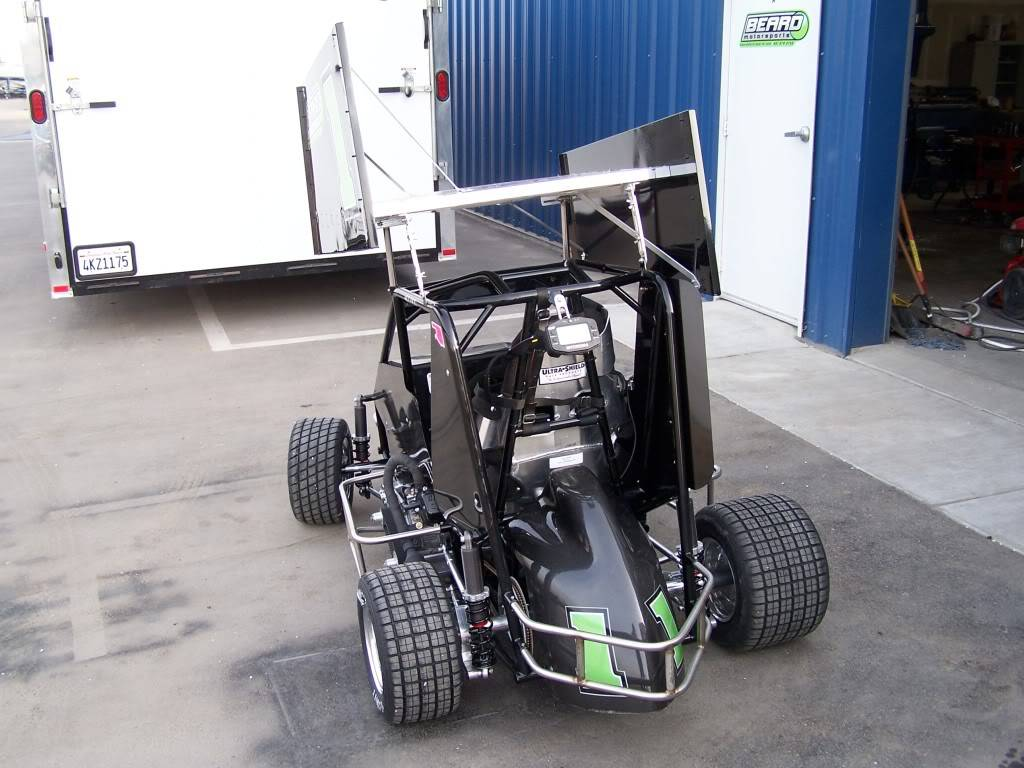 New VooDoo Jr Sprint For Sale Race Ready Carsforsale007