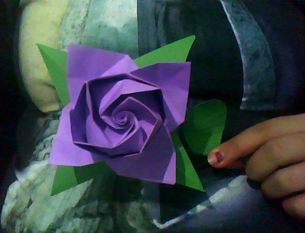 Origami's da Pah!! hihii Kawasaki
