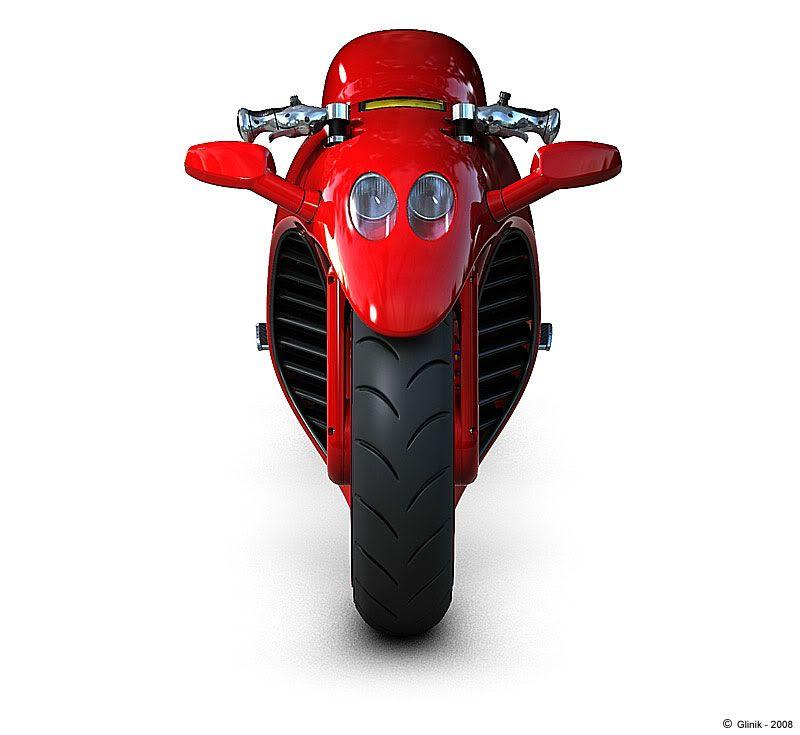 Ferarri motorcycle Image001