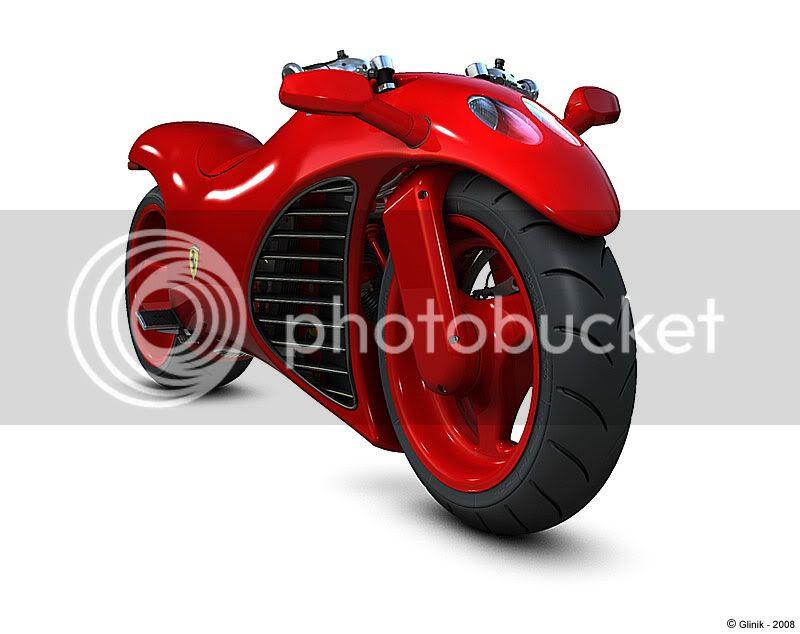 Ferarri motorcycle Image002