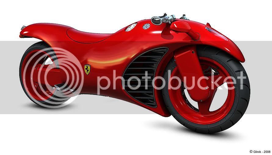 Ferarri motorcycle Image004