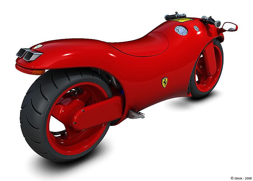 Ferarri motorcycle Image005