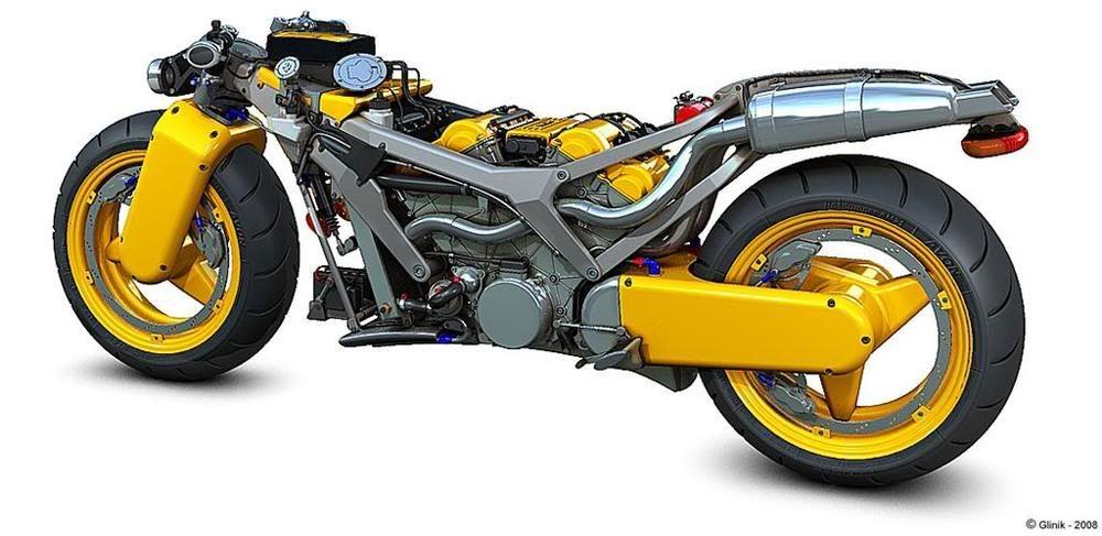 Ferarri motorcycle Image006