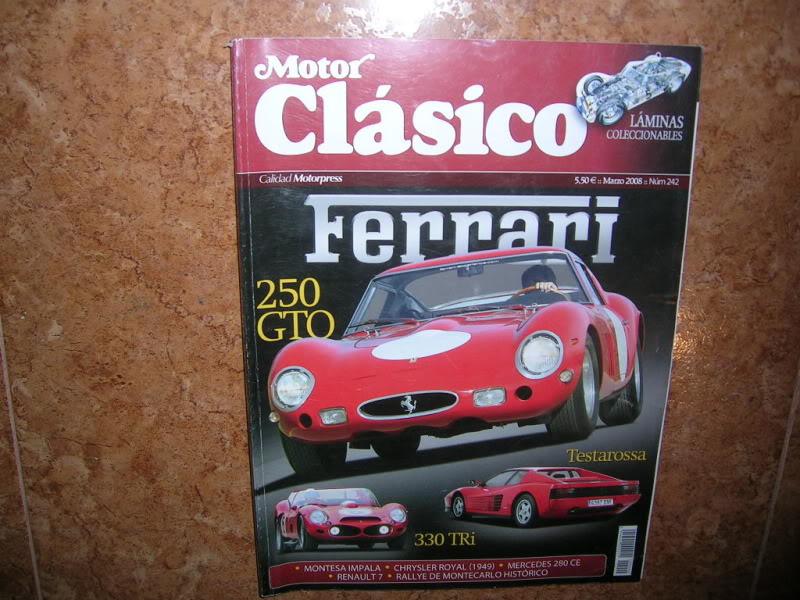 Revistas que salen Renault Siete y 7. DSCN2405