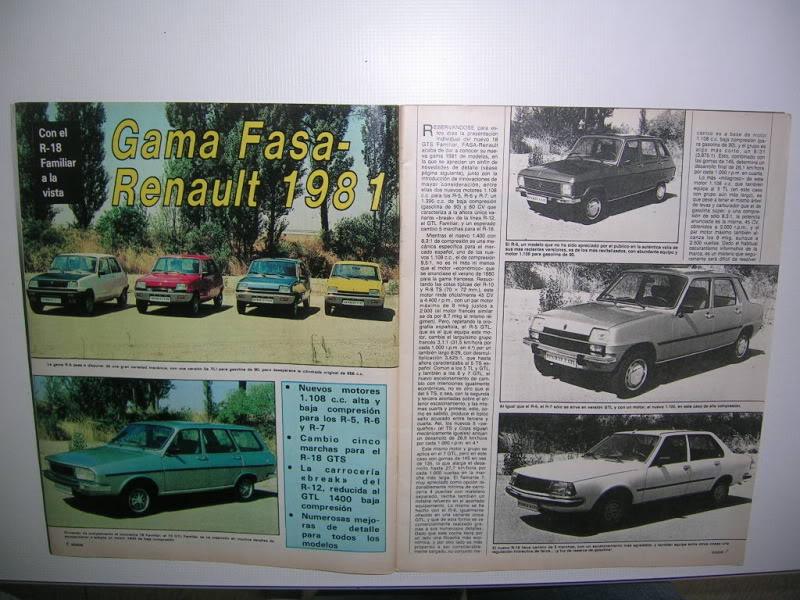 Revistas que salen Renault Siete y 7. DSCN2760