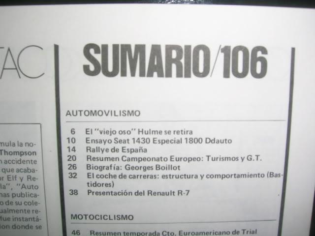 Revistas que salen Renault Siete y 7. DSCN3861-1