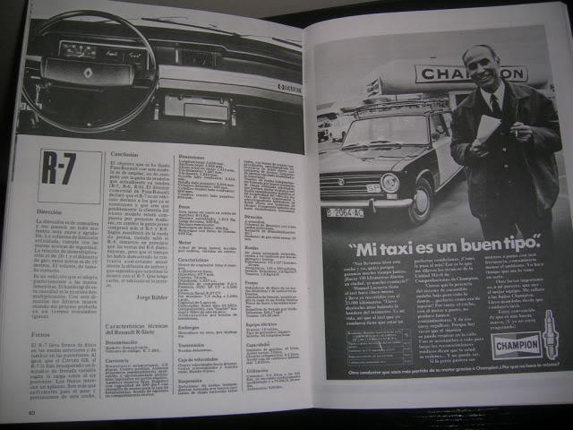 Revistas que salen Renault Siete y 7. DSCN3863-1