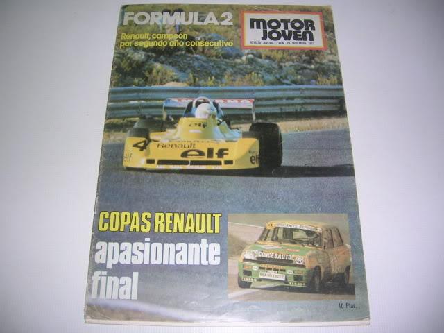 Revistas que salen Renault Siete y 7. DSCN6289
