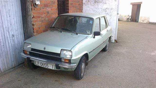 Los Renault Siete y 7 que nos encontramos en la calle. - Página 2 06072012307