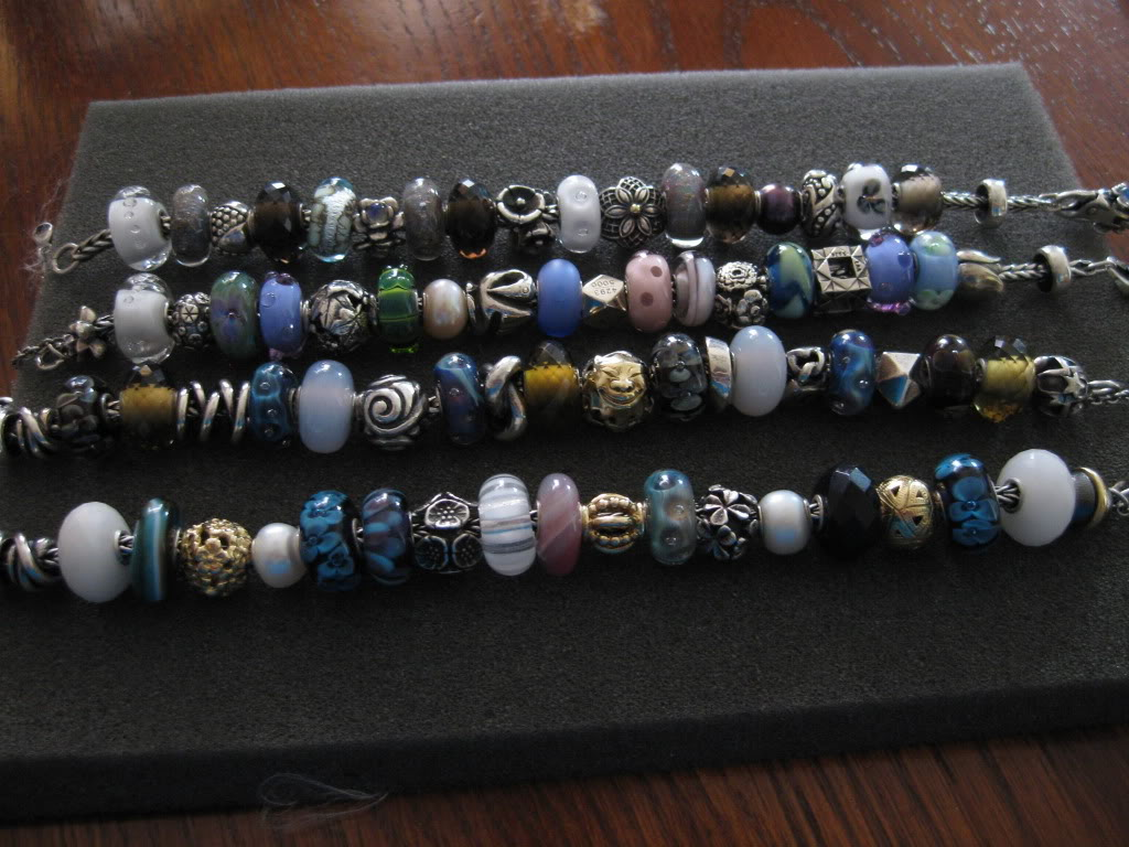 My current bead collection! IMG_0338