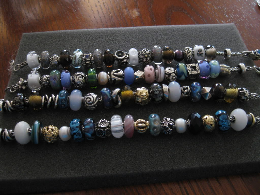 My current bead collection! IMG_0339
