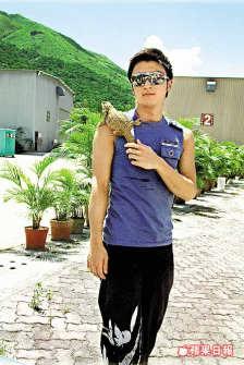 Đình Phong và thú nuôi | Nic & pets Af9cadd0db32e192a1ec9c6f