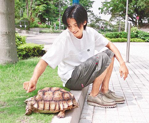 Đình Phong và thú nuôi | Nic & pets Tse25