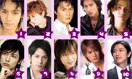 ONE OF THE MOST BEAUTIFUL MEN IN JAPAN! Ranking