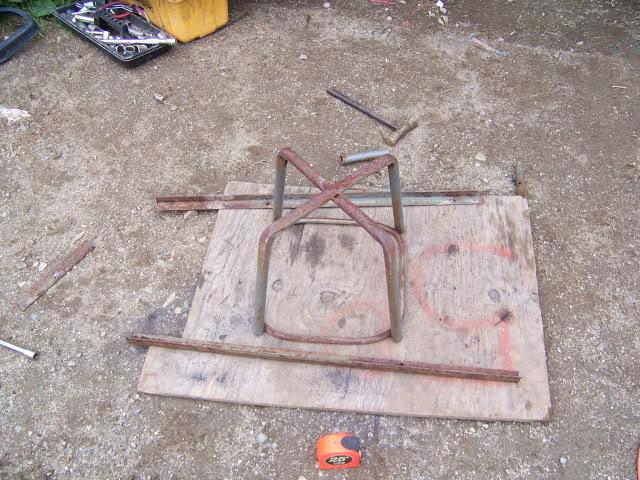 Mini 2-stroke go-cart build 100_2920