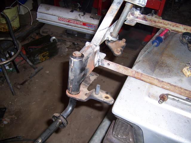 Mini 2-stroke go-cart build 100_2941