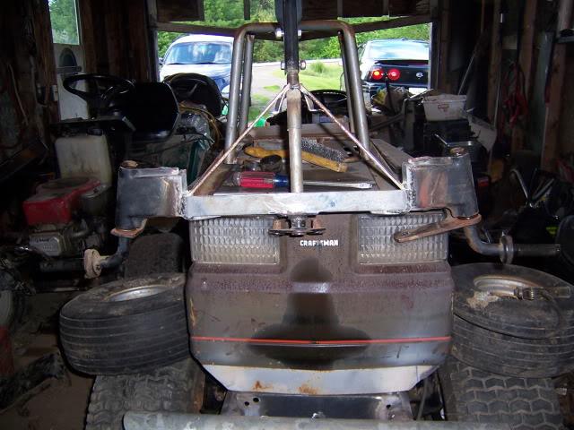 Mini 2-stroke go-cart build 100_2942