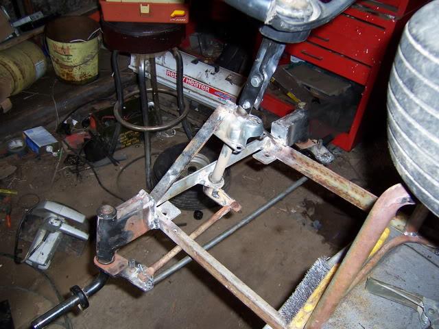 Mini 2-stroke go-cart build 100_2953