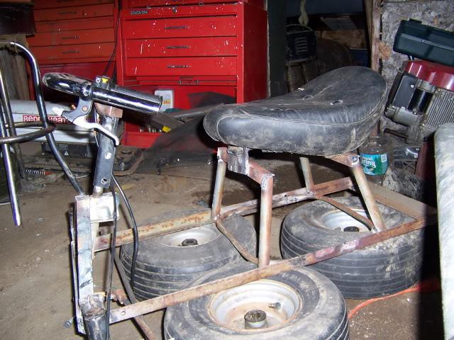 Mini 2-stroke go-cart build 100_2961