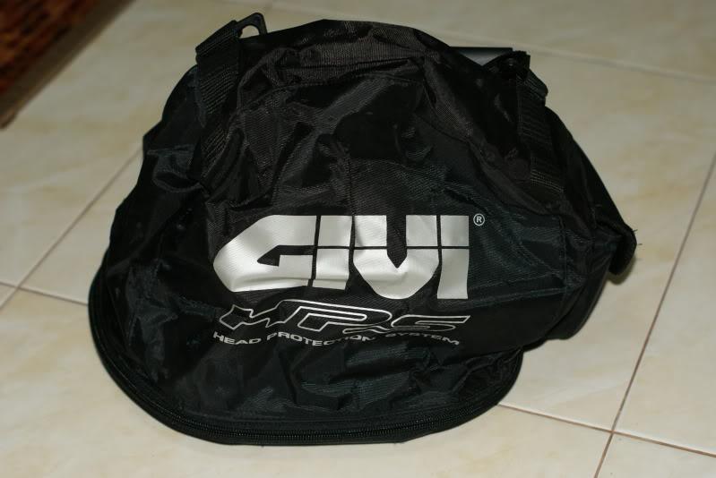 givi hps helmet bag rm70 DSC03284