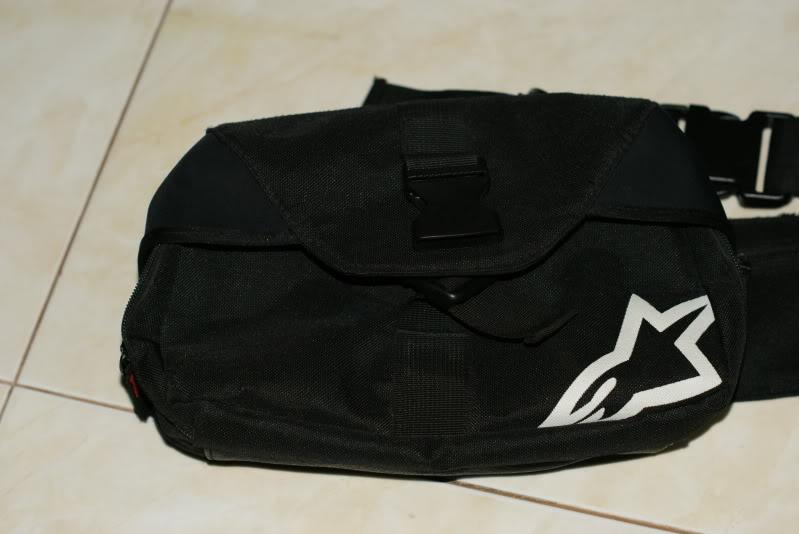 alpinestar pouch bag rm70 DSC03306