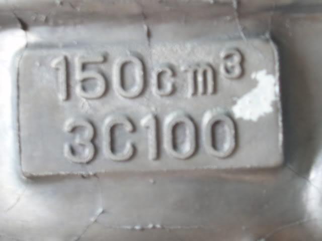 YAMAHA FZ150i ORIGINAL CYLINDER FULL SET RM500 P9300717