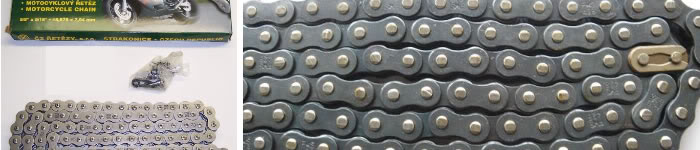 CHAIN/SPROCKET