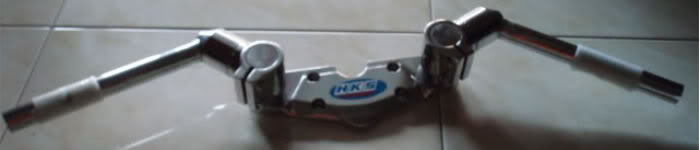 TRIANGULAR HANDLE FOR FZ150i