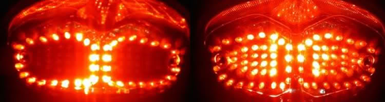 LED TAIL LIGHT FOR FZ150i