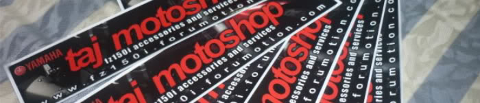 MOTOSHOP STICKER @ CUSTOM STICKER