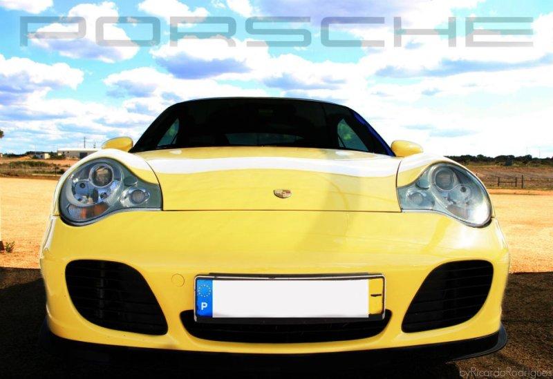 996 Turbo Cabrio Cor amarela nacional... 556294_2977662320486_1229702139_32272928_398718241_n
