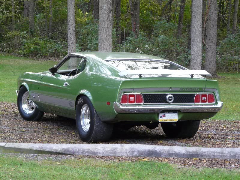 1973 Mach 1 Mach1c