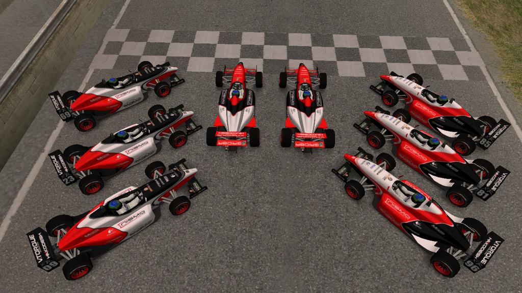 Nismo Virtual Racing apresenta seus carros para o último campeonato da V.torque 2016-10-20%2019-22-52.235