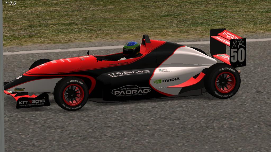 Nismo Virtual Racing apresenta seus carros para o último campeonato da V.torque Lfs_00000106