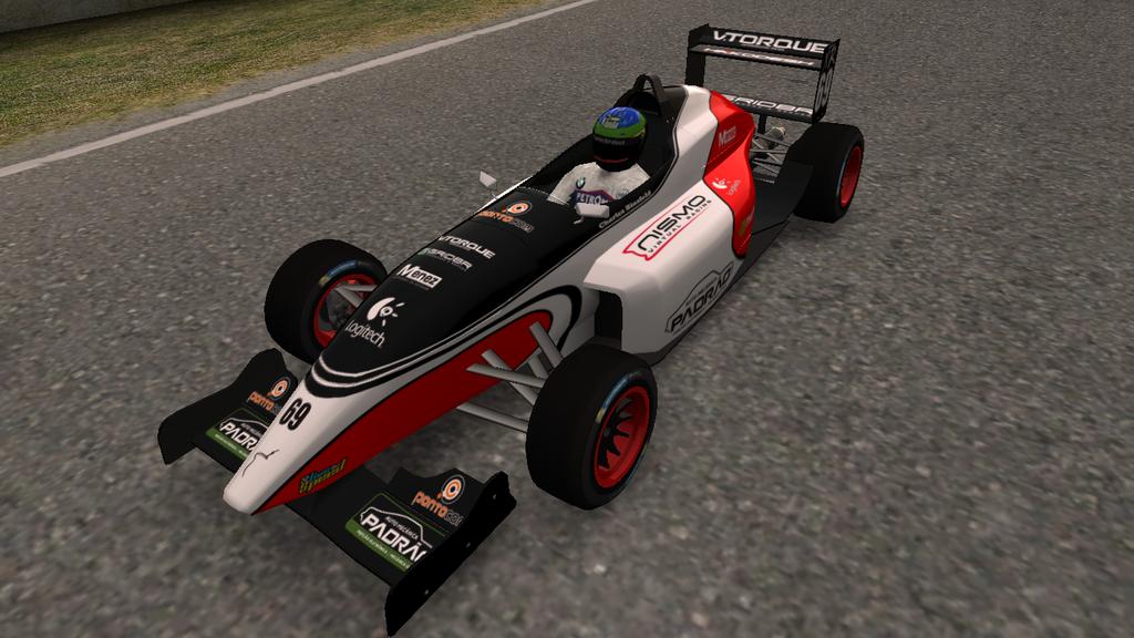 Nismo Virtual Racing apresenta seus carros para o último campeonato da V.torque Lfs_00000107