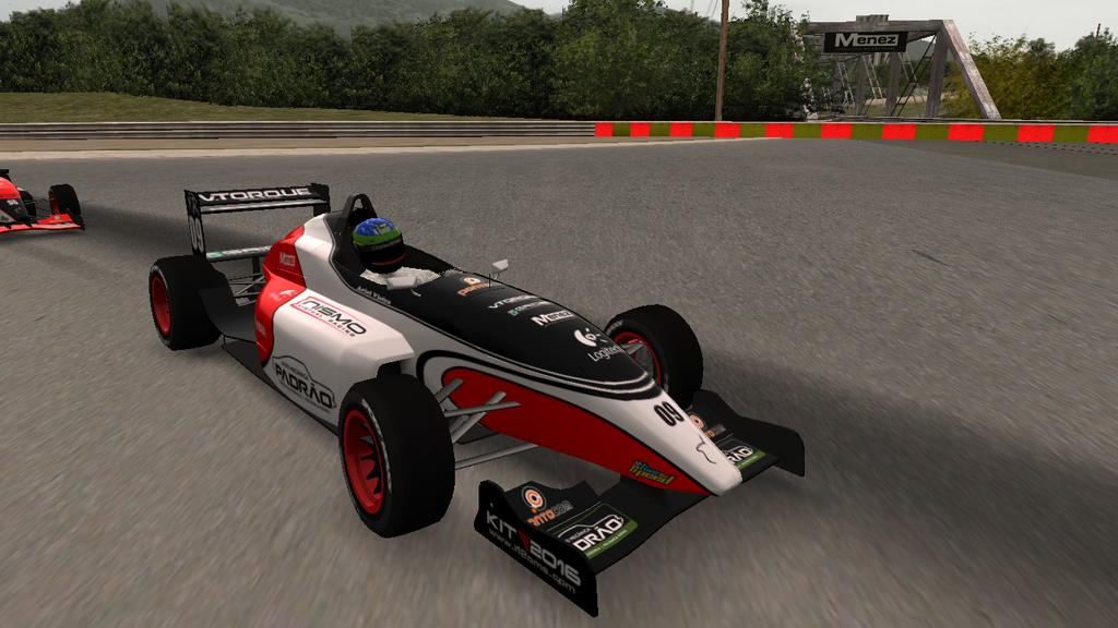 Nismo Virtual Racing apresenta seus carros para o último campeonato da V.torque Lfs_00000111