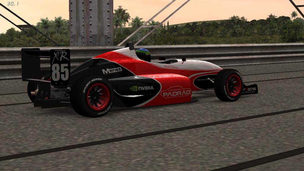 Nismo Virtual Racing apresenta seus carros para o último campeonato da V.torque Lfs_00000113