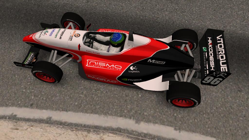 Nismo Virtual Racing apresenta seus carros para o último campeonato da V.torque Lfs_00000114