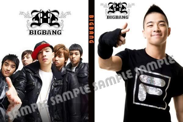 สมุดโน้ต BIGBANG  เวอร์ชั่น  FILA ครบ 5 ลาย (25.-/เล่ม) BB_TAEYOUNG