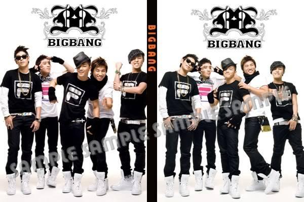 สมุดโน้ต BIGBANG  เวอร์ชั่น  FILA ครบ 5 ลาย (25.-/เล่ม) BB_all