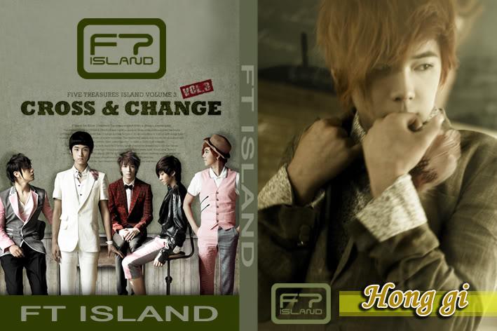 สมุดNote FT ISLAND ( CROSS&CHANGE) / 25.- สินค้าใหม่ล่าสุด FTCCHG