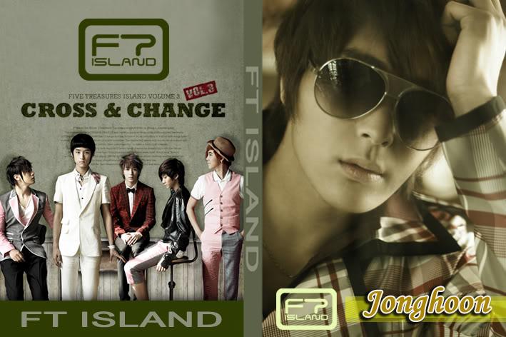 สมุดNote FT ISLAND ( CROSS&CHANGE) / 25.- สินค้าใหม่ล่าสุด FTCCJH