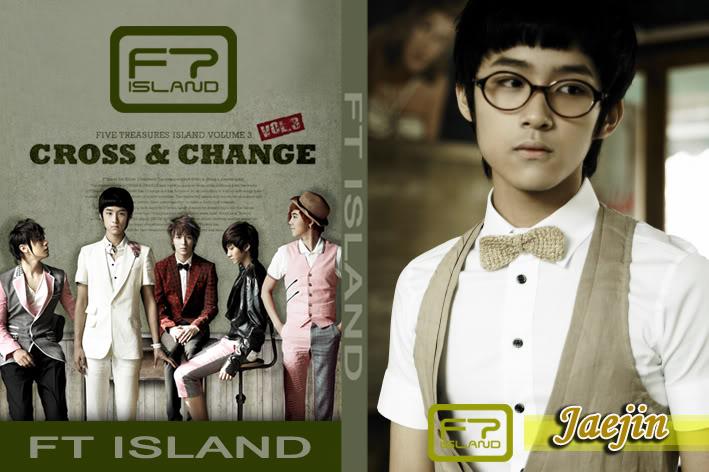 สมุดNote FT ISLAND ( CROSS&CHANGE) / 25.- สินค้าใหม่ล่าสุด FTCCJJ
