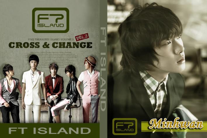 สมุดNote FT ISLAND ( CROSS&CHANGE) / 25.- สินค้าใหม่ล่าสุด FTCCMW